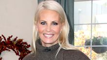Monica Potter Clarifies That She's Not Pregnant — She Has Colitis: 'Go and Get a Colonoscopy'