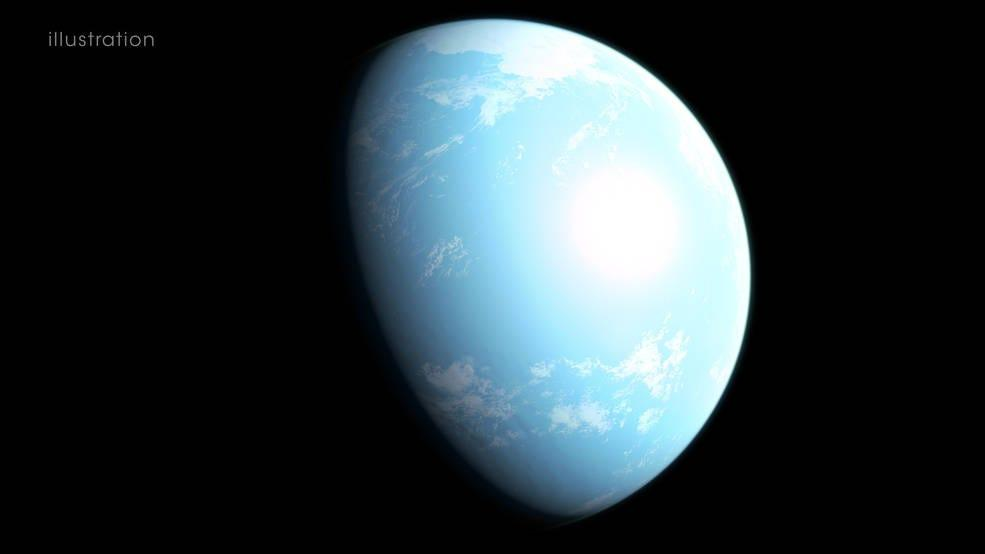 Image result for Astronomers have discovered a 'super-Earth' just 31 light-years away. But, is it habitable or glacial?
