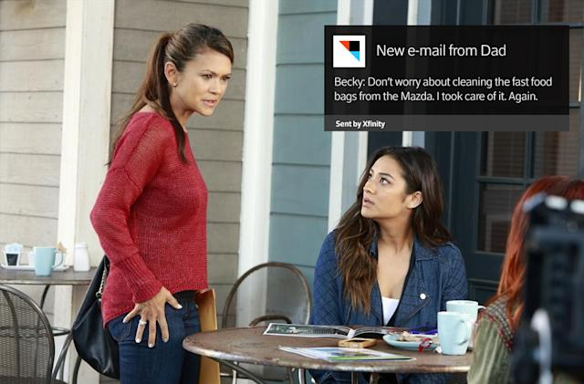 Comcast brings personalized TV notifications to X1 users