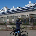 Over 90,000 cruise ship crew members stuck at sea amid coronavirus outbreak