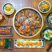 九龍城$388 大閘蟹+台式小吃放題 任食多膏大閘蟹、肥美蚵仔滷肉飯