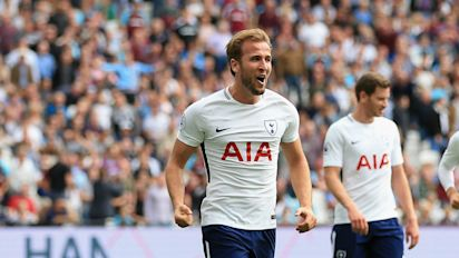 Kane at the double to play derby hero again