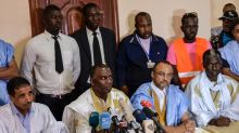 Mauritania cracks down on two opposition parties after election