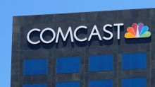Comcast shares rise on internet customer, profit growth