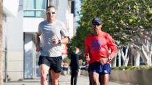 Meb Keflezighi's First Long Run Ever — Plus the Most Surprising Advice We Got From Him