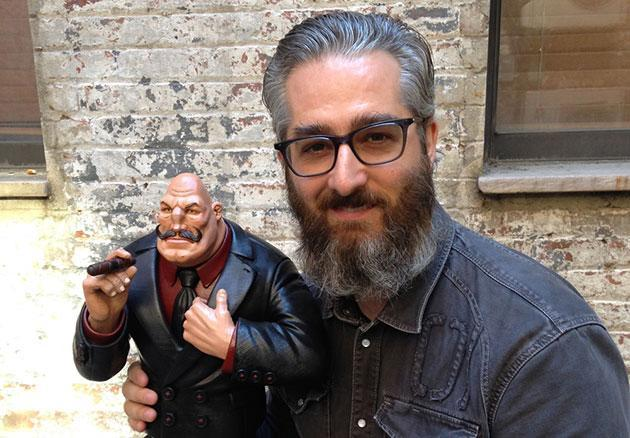MakerBot's Bre Pettis opens a workshop for 3D printing innovation