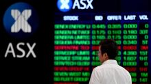 Bank shares push ASX to 11 1/2-year high