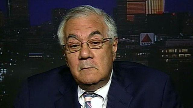 Barney Frank re-enters the No Spin Zone