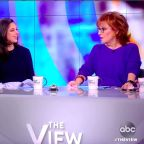 'The View' Cheers Fox News' Chris Wallace for Standing Up to Trump on Press Freedom