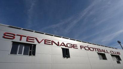 EFL investigating Stevenage after stewards asked female fans to 'feel their bras' during security checks