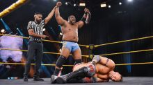 Inside Keith Lee's 13-year journey from college football to WWE