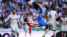 LaLiga: Real Madrid door open to Antoine Griezmann, says Sergio Ramos