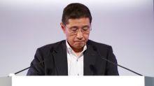 Nissan's Saikawa says he wants to 'pass the baton' as soon as possible - Nikkei