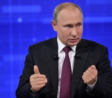 Russia's Putin says ready to hold talks with Donald Trump