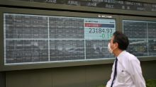 Tokyo stock trading halted for day by computer glitch