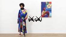 Sacai x Kaws collection to be made available in Singapore