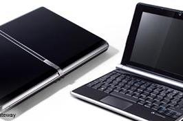 Gateway goes netbook in Singapore with the LT1001G, an Acer rebadge