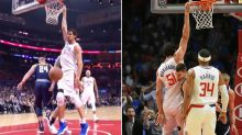 The NBA has a 7-foot-3 beast who dunks without even jumping