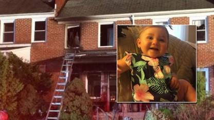 Dog Dies While Saving Baby in Fast-Moving House Fire: 'He Stayed With Her The Whole Time'