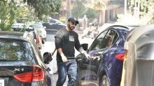 Arjun Kapoor Snapped At Rumored Girlfriend Malaika Arora's House; Kiara Advani Goes Out For Lunch