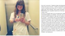 'Orgullosa de limpiar c#$%s'... Elabora un poderoso manifiesto para defender su profesión