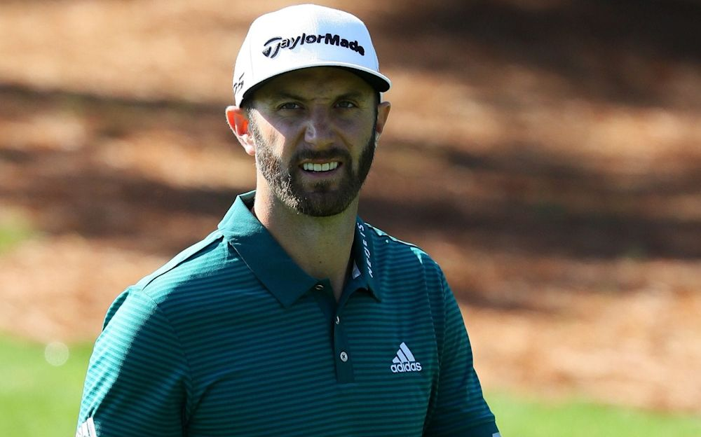 Dustin Johnson has three wins from three tournament starts - Getty Images North America