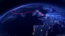 Today is the busiest day in UK air traffic history – here's what it looks like