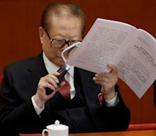 'He's getting younger!' Former Chinese leader Jiang Zemin sets social media abuzz during congress
