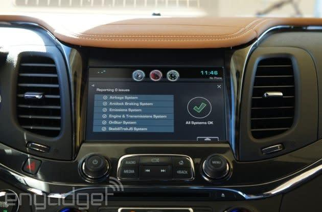Chevrolet and OnStar announce in-car 4G LTE connectivity and curated AppShop