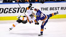 Can the Flyers claw their way back versus the Islanders?