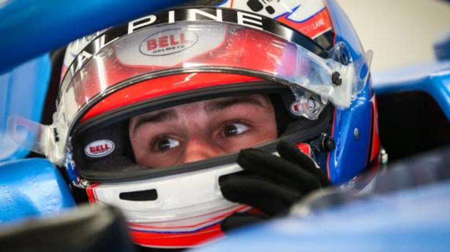 Auto - F3 - ESP - Victor Martins troisième des qualifications à Barcelone