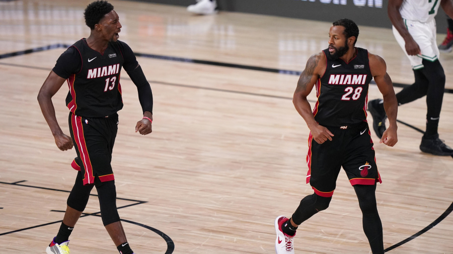 Accountability pushed Bam to beast mode Game 6