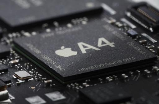 Apple's A4 chip: less is more?