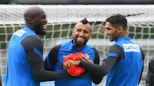 """Romelu Lukaku: """"Arturo Vidal tiene calidad y experiencia"""""""
