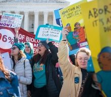 Roe v Wade: Trump says Supreme Court ruling on abortion 'possible'