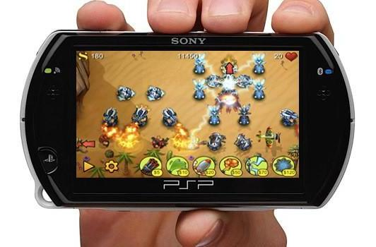 """Sony's plan for """"snackable"""" PSP game and application downloads revealed"""