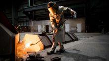 Europas Stahlkonzerne leiden unter schwacher Nachfrage
