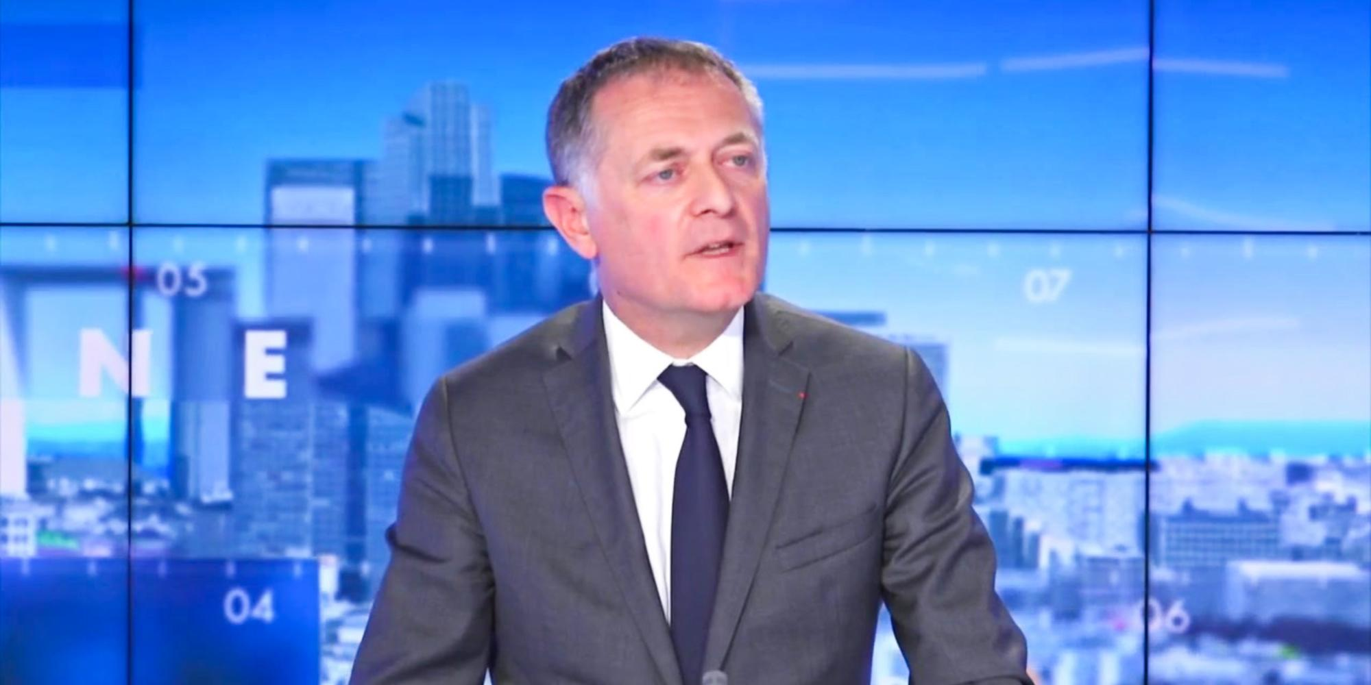 Immigration : Philippe Juvin (LR) milite pour une sortie de la France de la CEDH