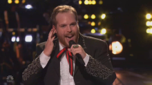 'The Voice' hopeful Colton Smith gets second chance after botched Knockout performance