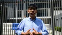 HK activist urges Germany to halt Chinese army training
