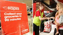 Coles introduces innovative $5 service for online shoppers