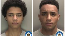 Killers who shot a man in the face before going for chicken jailed for life