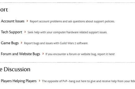 Guild Wars 2 boots up support and help forums