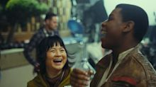 'Last Jedi' breakout Kelly Marie Tran reveals which 'Star Wars' characters caused her to geek out on set