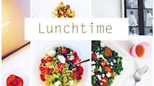 5 healthy weekday lunch ideas (and delicious desk-side snacks)