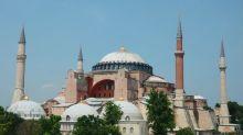 給即將前往或曾經去過土耳其伊斯坦堡的朋友~ 淺嚐 聖索菲亞大教堂 (Hagia Sophia)