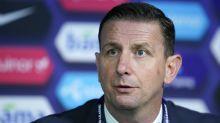 Ian Baraclough only has eyes for Slovakia despite Nations League struggles