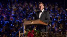 Chris Pratt's sweet words about fatherhood at Disneyland appearance: 'I just feel a love that is so pure and unending'
