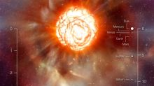 Hopes for supernova are dimming as Betelgeuse brightens