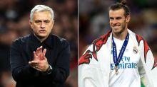 Jose Mourinho refuses to comment as Gareth Bale nears Tottenham return